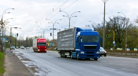 trucking companies short haul