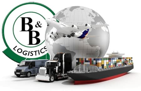 b&b logistics supply