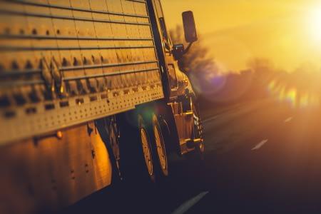 truck driving destination