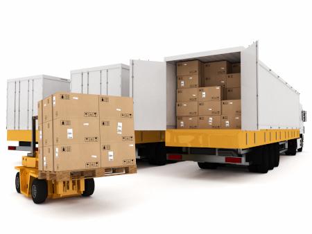 freight transport truckloads