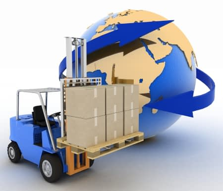 global freight transport