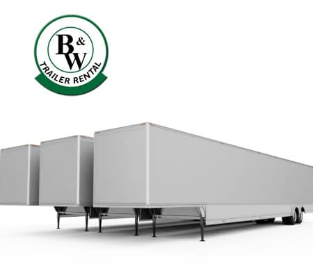 b&w trailer rental company image