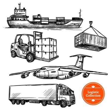 logistics types