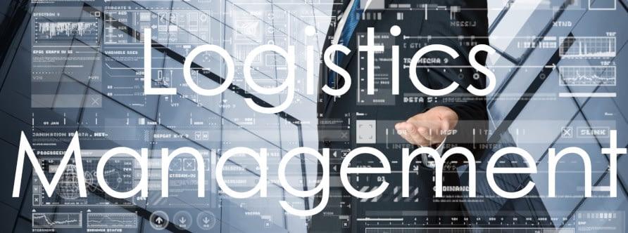 logistics management banner